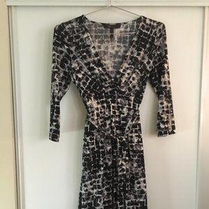 BCBG MAXAZARIA Wrap Dress